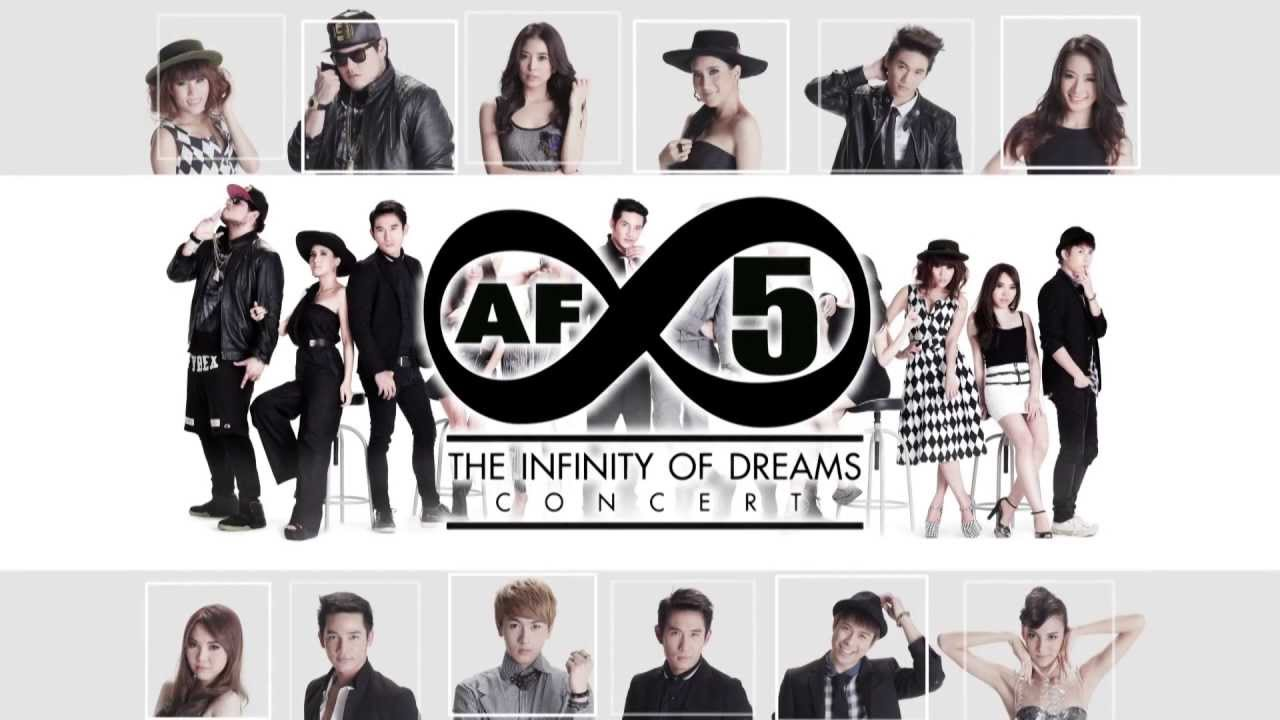 Spot] AF5 The Infinity of Dreams Concert - YouTube