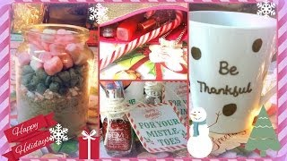❄ 7 Diy Holiday Gift Ideas: Easy & Inexpensive ❄