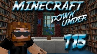Minecraft Down Under Episode 115 – Playing with Banners