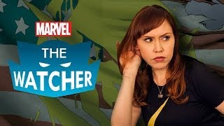 Marvel GOSSIP ALERT! - The Watcher Ep 5 2014