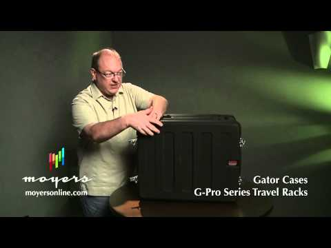 Moyers Online | Gator Cases G-Pro Series Molded Case