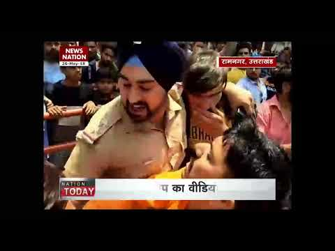 Uttarakhand: Brave Sikh cop saves Muslim youth from angry mob in Ramnagar
