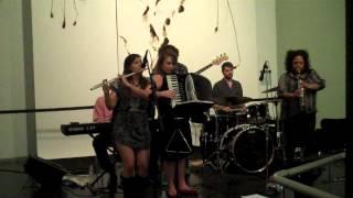 "En Canto ~ ""Brasileirinho"" ~ Taste of the Town, Bellevue Arts Museum 11.9.2013"