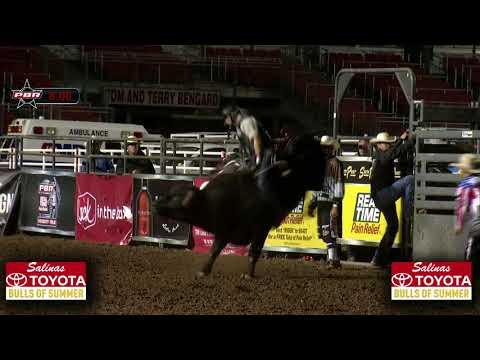 Ramon De Lima rides Pistol Pete for 86 points