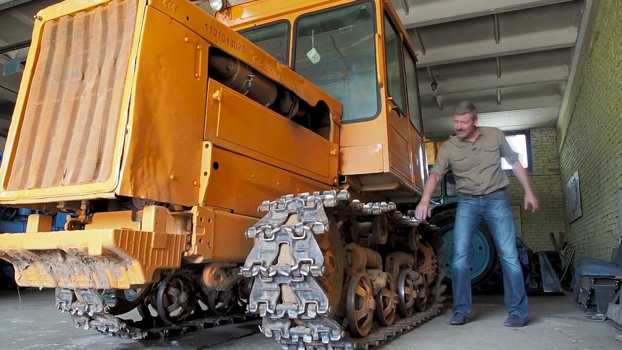 гусеничные трактора, какие бывают трактора на гусеничном ходу