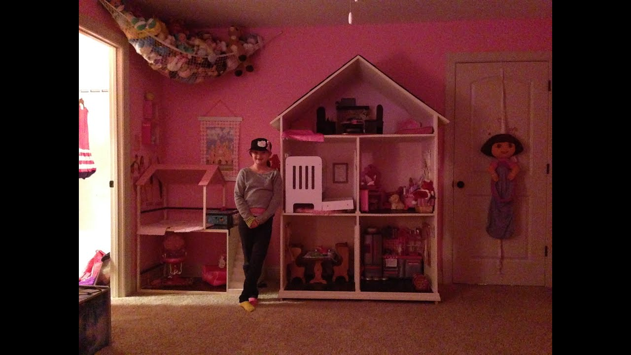 American girl dollhouse tour our generation house and for Generation house
