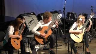 Мир Гитары 2015 год. Испанский народный танец.