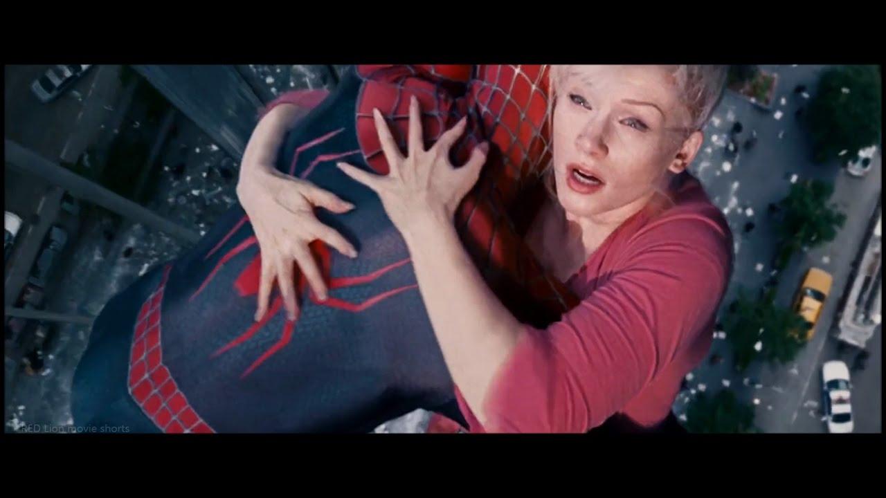 Download Spider Man 3 (2007) - Saving Gwen Stacy (1080p) FULL HD