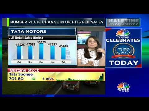 Tata Motors JLR Feb Sales Below Estimates