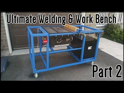 Ultimate Welding & Work Table | Part 2