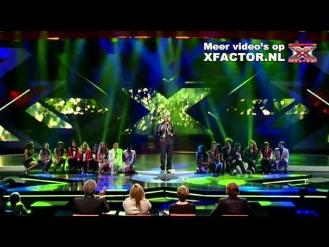 X FACTOR 2011  SHOW 2  RKelly ft X FACTOR  I Believe I Can Fly