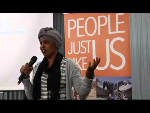 Living Library - Hani Abdile - Somalia