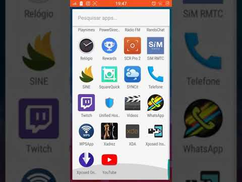 Como usar ver bttv betterttv pelo app da Twitch pelo Android