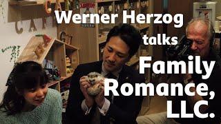 Werner Herzog interviewed by Simon Mayo & Mark Kermode