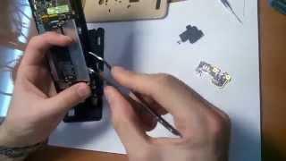 видео Замена микрофона ASUS ZenFone 2 ZE500CL
