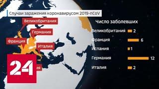 Коронавирус 2019-nCoV: число инфицированных в Китае превысило 20 тысяч - Россия 24