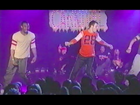 Twitch & Robert Hoffman Dancing Carnival '06