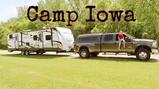 Western Iowa Camping ~ Liтtle Sioux Campground #350