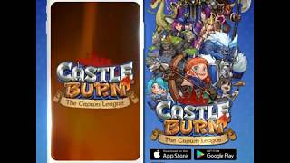 Mobile advertisement_Castle Burn 12s