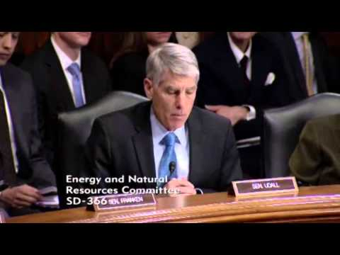 Colorado's Mark Udall Wants LNG Exports