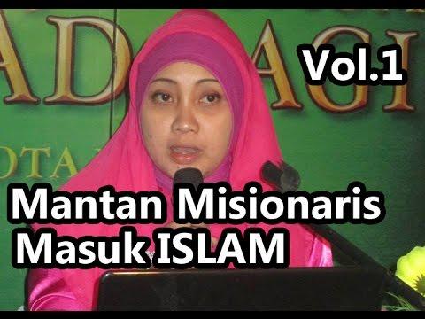 Ustadzah Meiga Fitri (Ie Dien Sen) - Mantan Misionaris Masuk Islam [Vol.1]