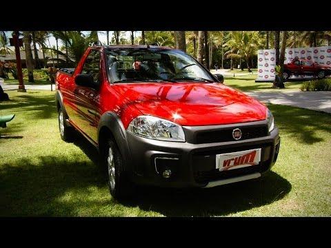 Lançamento Fiat Strada