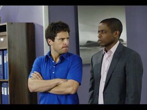 The Psych Cast Still Hangs Out