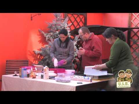 Reteta tort de casa bezea cu nuca si frisca UNITATEA SPECIALA de BUCATE - Ep 23
