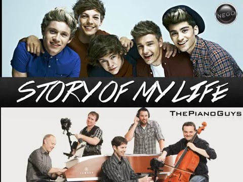 Story Of My Life - One Direction Ft. The Piano Guys