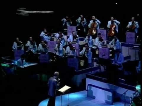 Paul Mauriat & Orchestra (Live, 1998) - Intro - Space race (HQ)