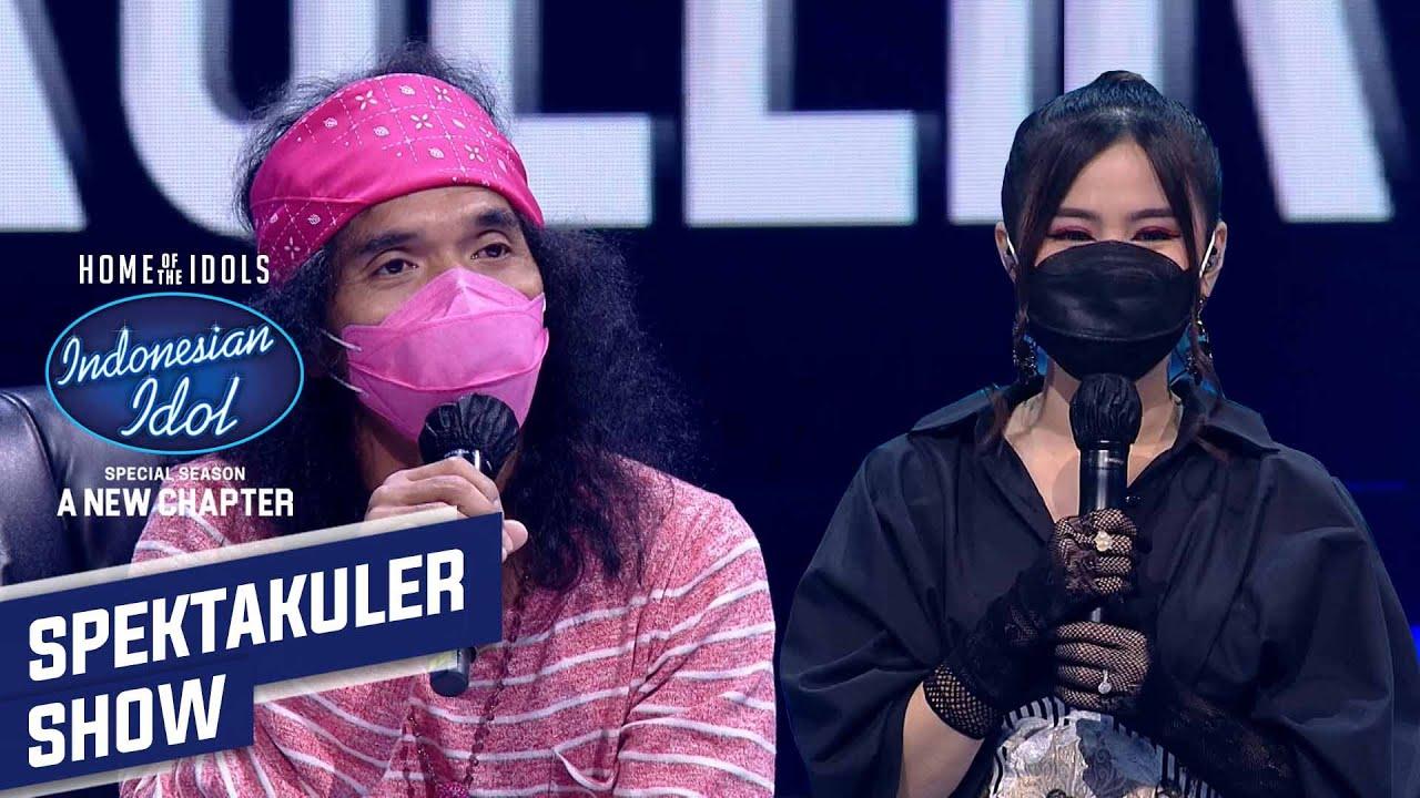 Download Gokil !!  Melisa Berhasil Bikin 3 Juri Standing Applause - Spekta Show TOP 13 - Indonesian Idol 2021