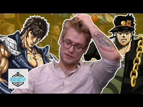 Kenshiro VS Jotaro Sneak Peak! | DEATH BATTLE Cast