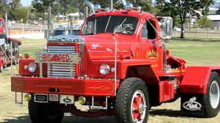 Mack B83 Model Mack Muster Gatton 2011