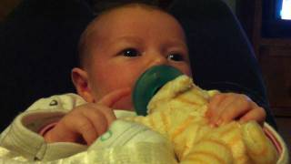 [12-21-2011] Caeleigh's Favorite Pacifier