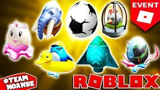 ALL THE OVA Roblox Eierjagd 2019 Event Leitfaden Tutorial 4