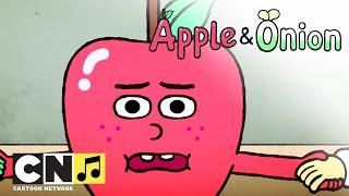 Jabłko i Szczypior | Moglibyśmy być rodziną | Cartoon Network