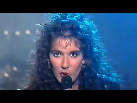 CÉLINE DION - Délivre-moi (Live / En Public) 1991
