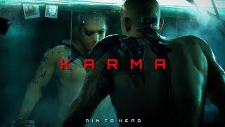 [FREE] Dark Techno / Cyberpunk / Industrial Type Beat 'KARMA' | Background Music