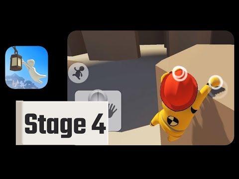 Human: Fall Flat Game Stage 4 Walkthrough