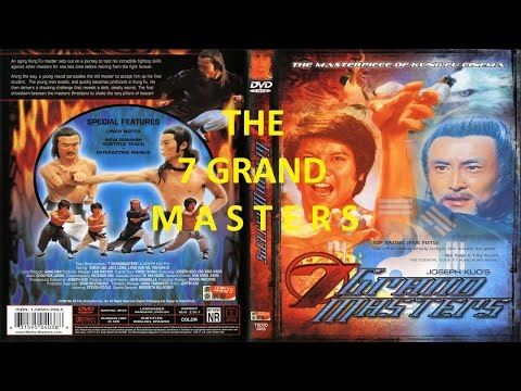 Kung Fu Lovers | The 7 Grand Masters