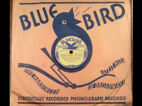 "Frankie and Johnnie Orchestra - ""Swing Fever"" (1936)"