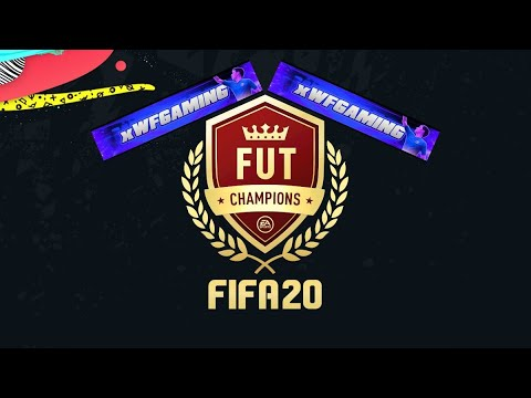 FUT CHAMPIONS WEEKEND LEAGUE #9 P1 (FIFA 20) (LIVE STREAM)