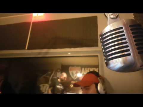 Art or Rap episode 5 Slogan & Mente Fuerte (black bandana)