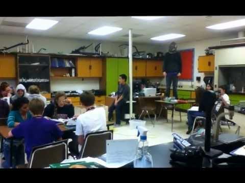 Harlem Shake (Joyce Clark Middle School)