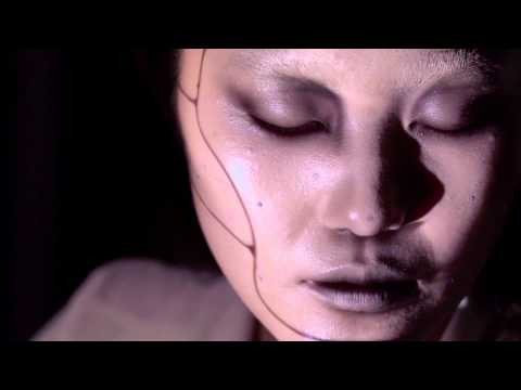 OMOTE   REAL TIME FACE TRACKING & PROJECTION MAPPING+ on Vimeo