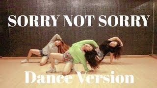 Sorry Not Sorry - Dance Version (Choreography by Jojo Gomez) | MAYNESSA