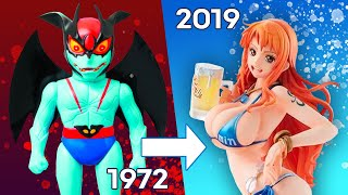 The Evolution of Anime Figures | History of Anime Toys - Anime Explained