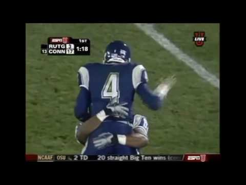 This Is UConn Country: Football Moments - 2007 vs Rutgers