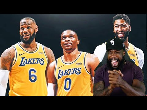 LAKERS TRADED FOR RUSSELL WESTBROOK! THE NEW BIG 3! LEBRON U0026 AD!