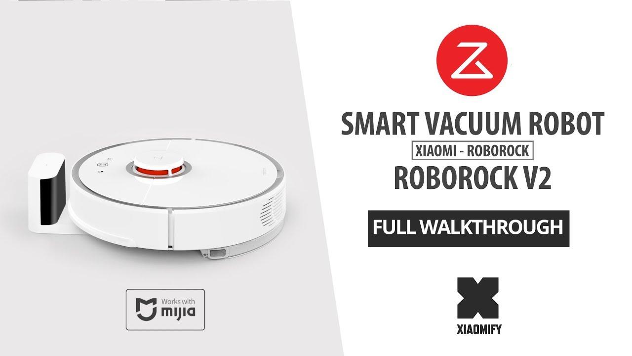 [Xiaomi] Smart Vacuum Robot, 2nd generation - Roborock Sweep One [full  overview + tests]